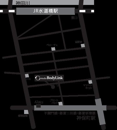 神保町駅より徒歩2分