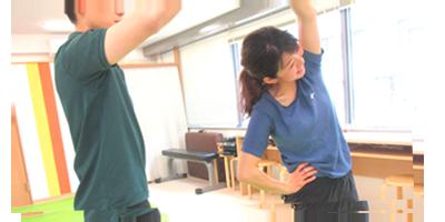 体操・ストレッチ・ピラティス