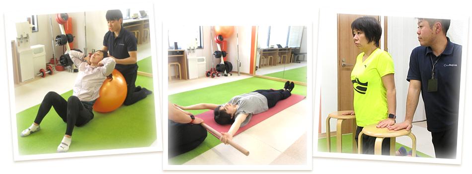 姿勢のバランスを整える簡単エクササイズ